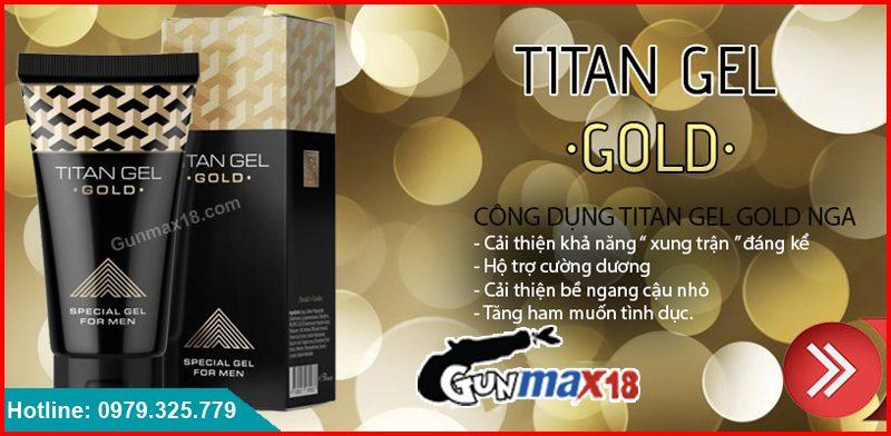 Titan Gel Gold chính hãng